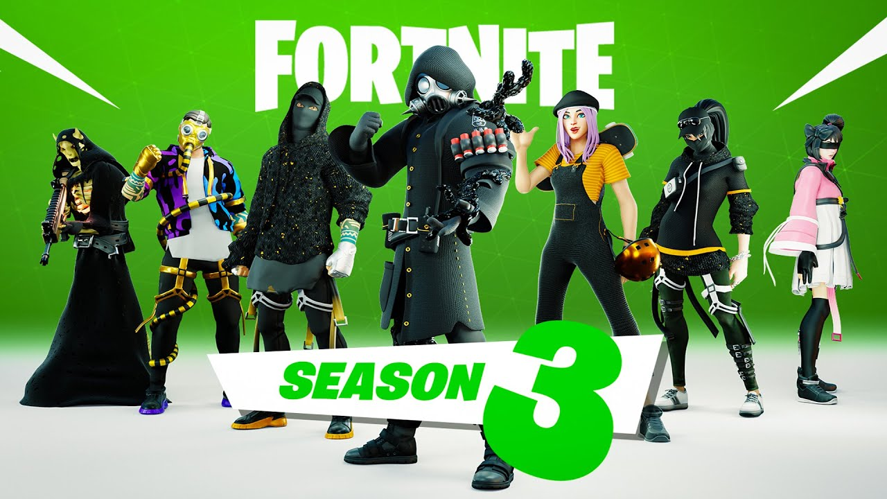 Fortnite Season 3 Release Date Delayed & Season 2 Extended ...
