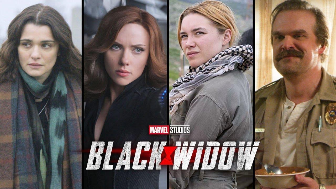 black widow dvd release date