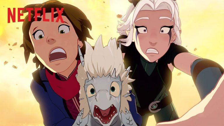 What to Expect in Season 4 of Dragon Prince