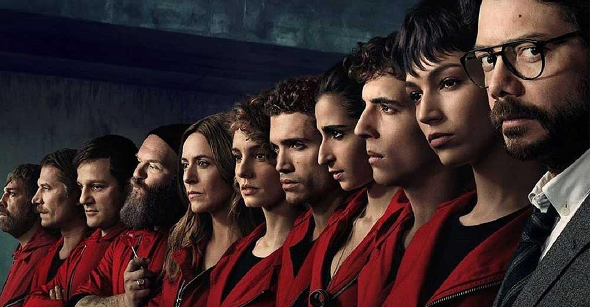 Money Heist Season 5:Release Date, Spoilers
