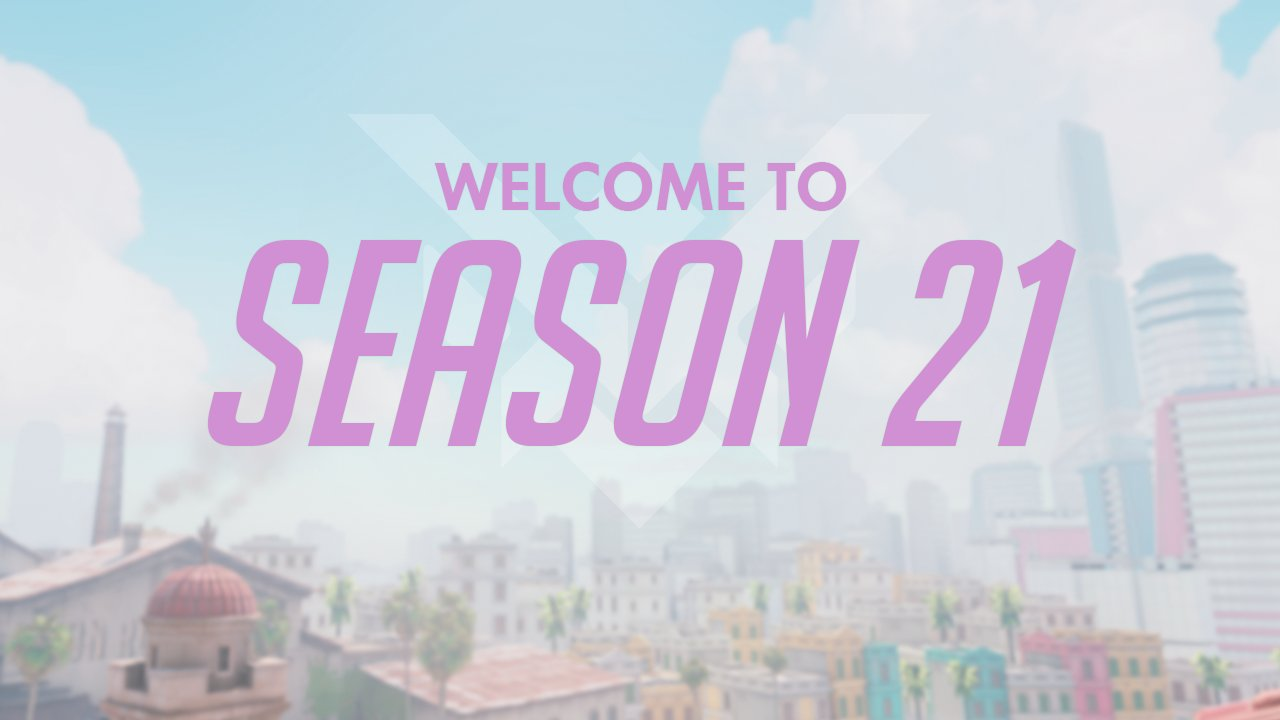 Overwatch Season 21 end date