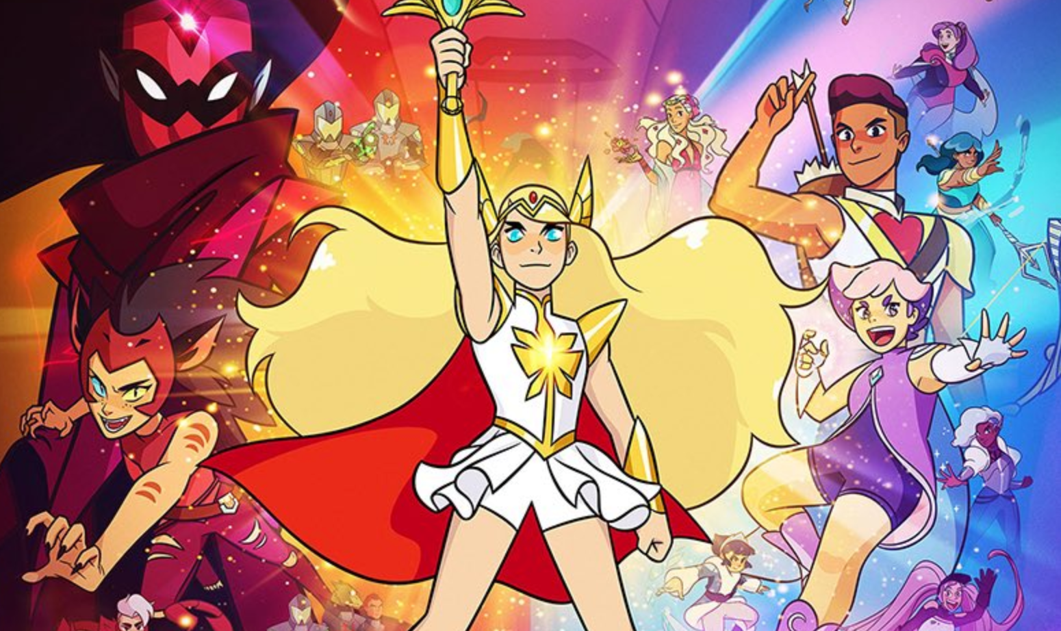She-Ra Season 5 Sneak Peek Revealed