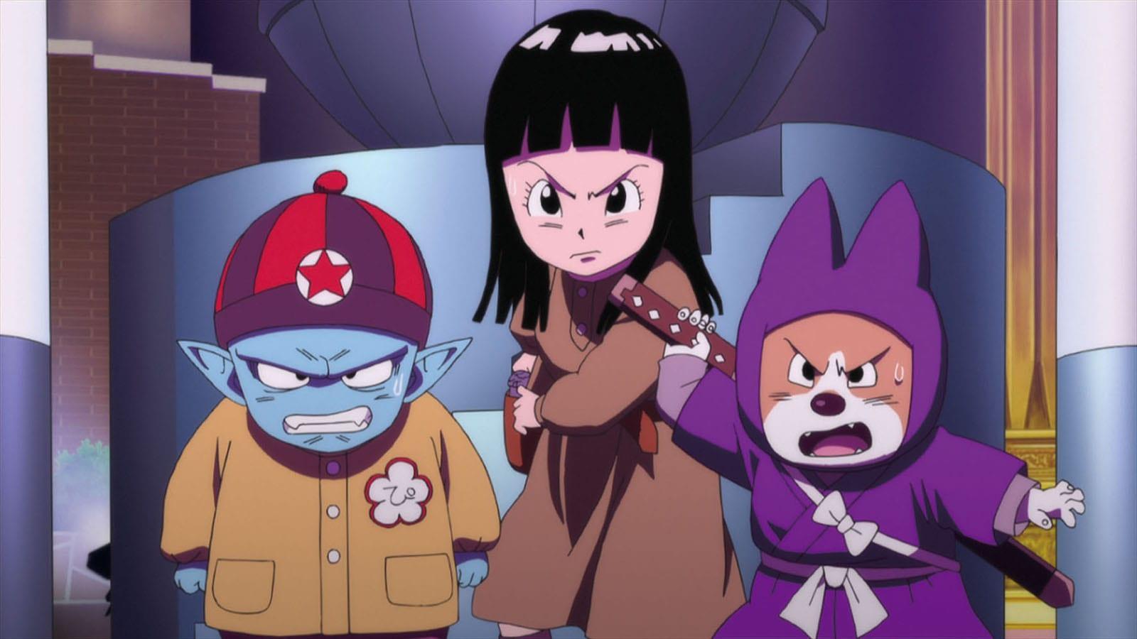 Dragon Ball Super Episode 4