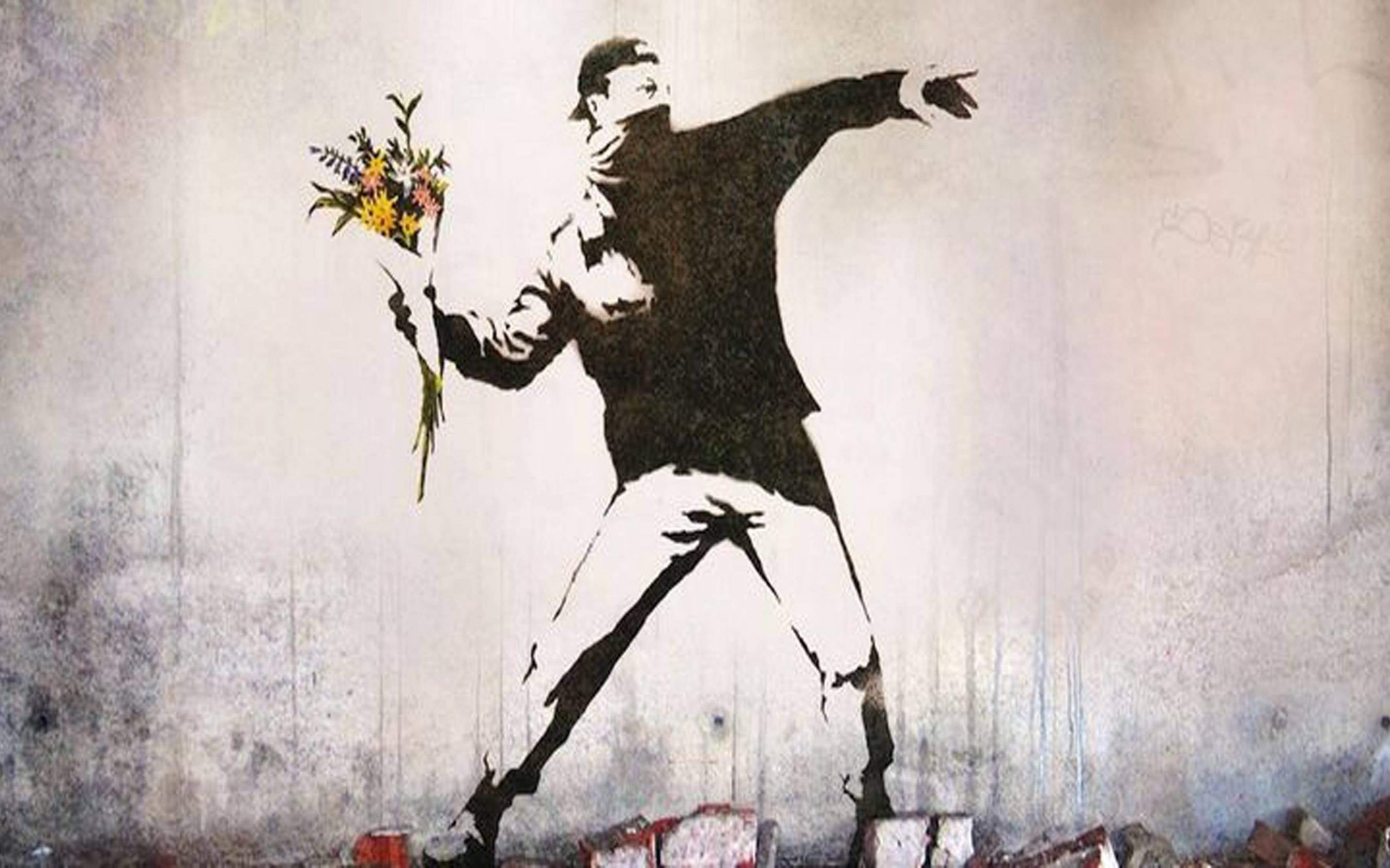 Sketch of Banksy