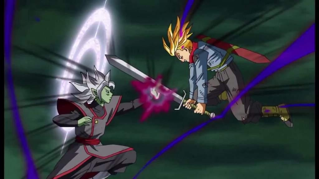 Dragon Ball Super Episode 67 Future Trunks