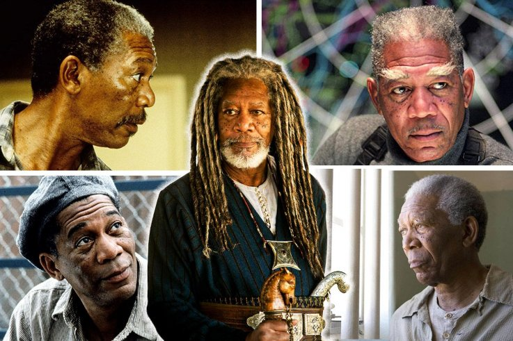 20 Best Morgan Freeman Movies To Watch - According To IMDb Rating!