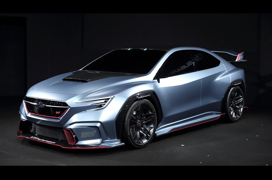 2021 Subaru WRX STI Release Date, Price, and ...