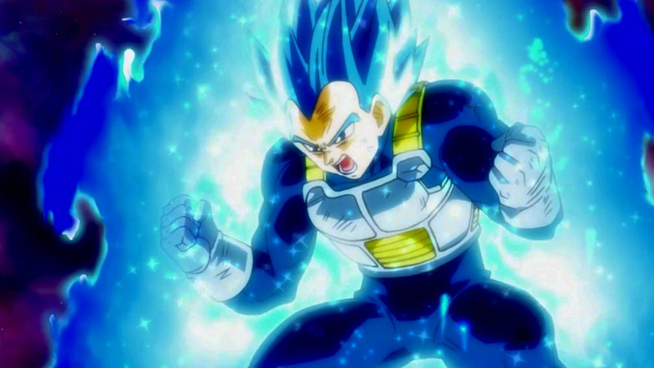 Vegeta Evolved to a New Super Saiyan Blue Form - OtakuKart