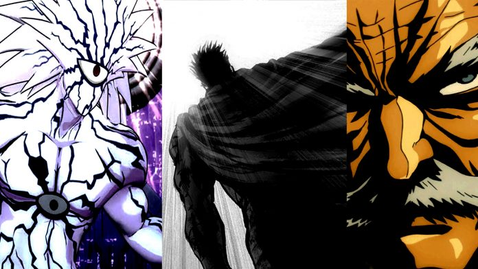 One Punch Man strongest