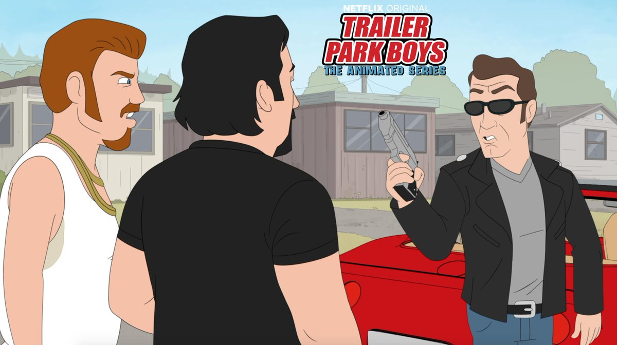 Trailer Park Boys-The Animated Series Season 2 Release Date on Netflix Revealed