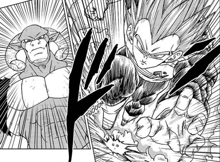 Dragon Ball Super Chapter 60