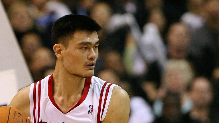 Yao Ming- Chinese-American Basketball Executive and Former Professional Player