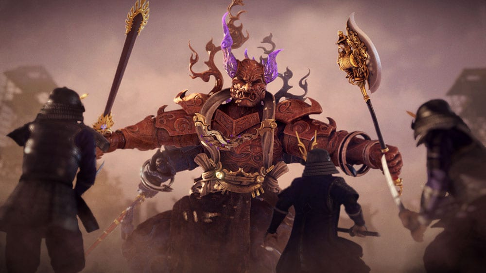 Nioh 2 DLC Release