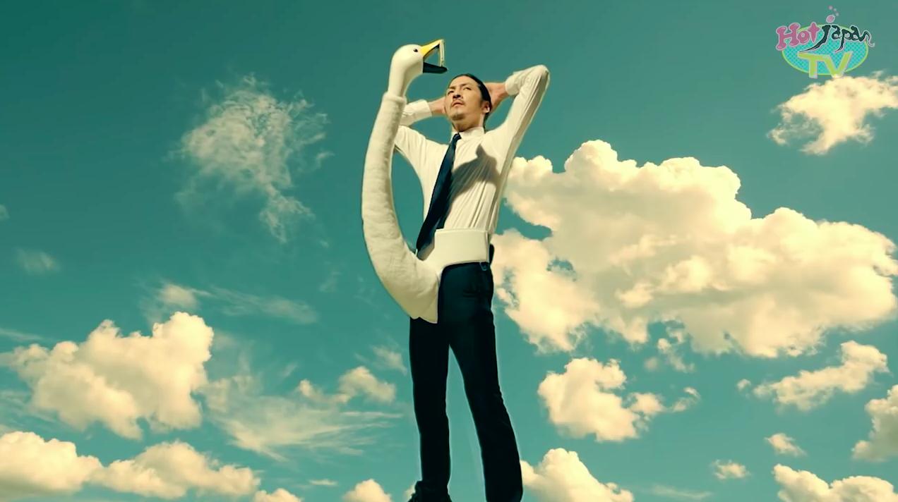 Japanese Swan Neck Phone Holder