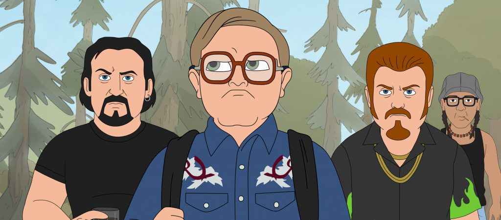 Trailer Park Boys-The Animated Series Season 2 Release Date