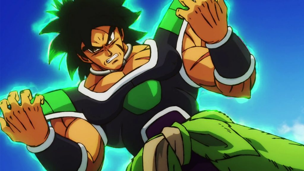 Broly, Characters That Can Defeat Goku