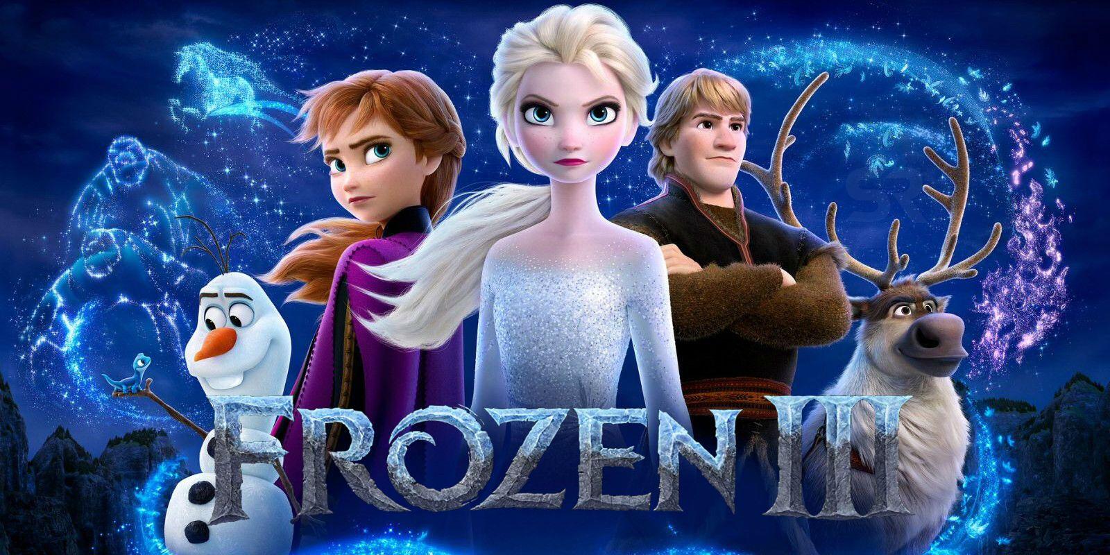 Frozen release date