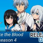 Strike The Blood Season 4 Episode 3 Release Date
