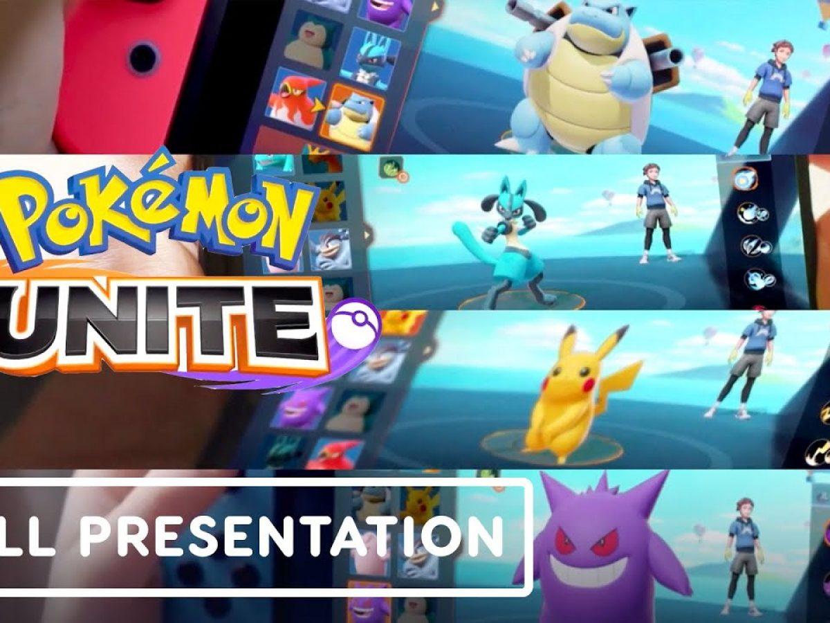 Pokemon Unite Release Date Trailer And Gameplay Otakukart