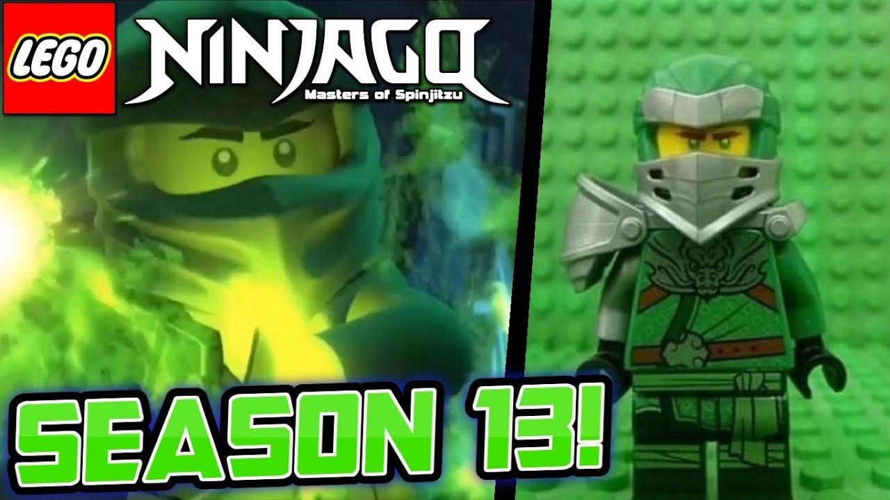 Ninjago Season 13 Episode 1 Release Date