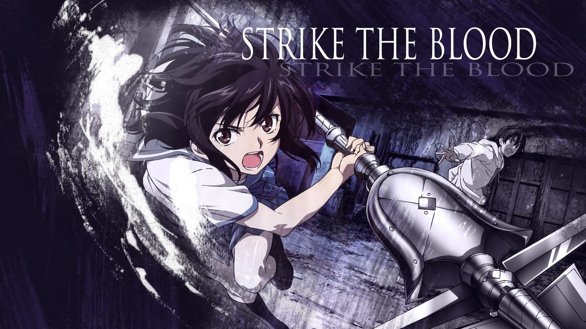 Strike The Blood Episode 3 Release Date