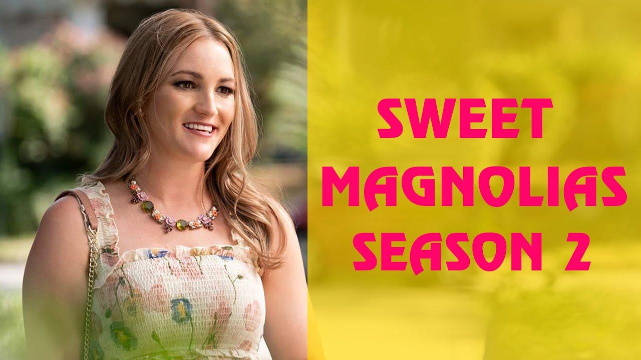 Sweet Magnolias Season 2 Poster