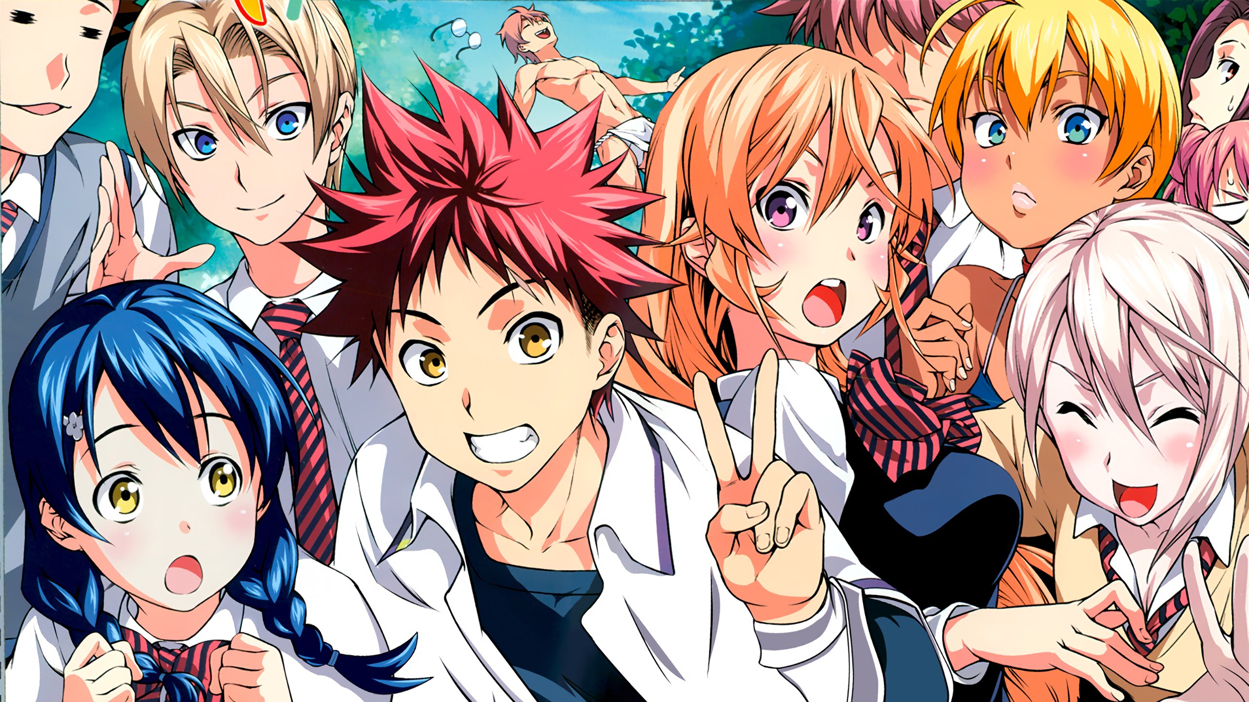 Food Wars Season 5 Episode 3 Release Date