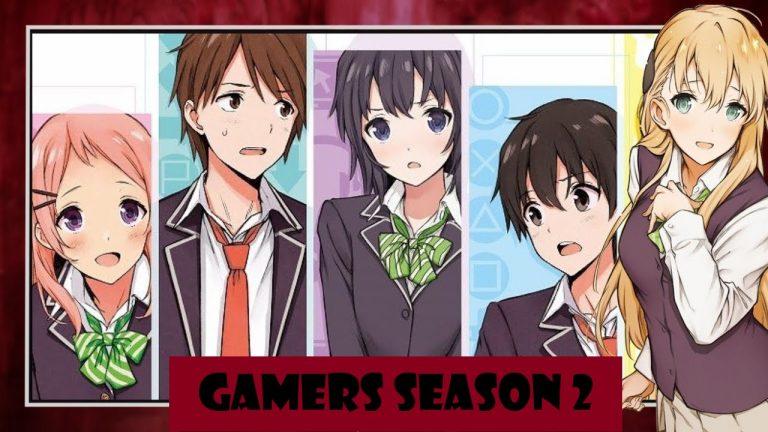 Gamers season 2 release date