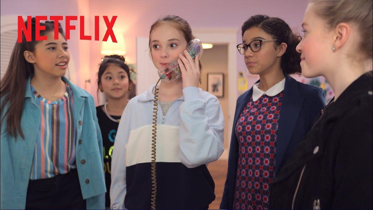 Netflix series release date