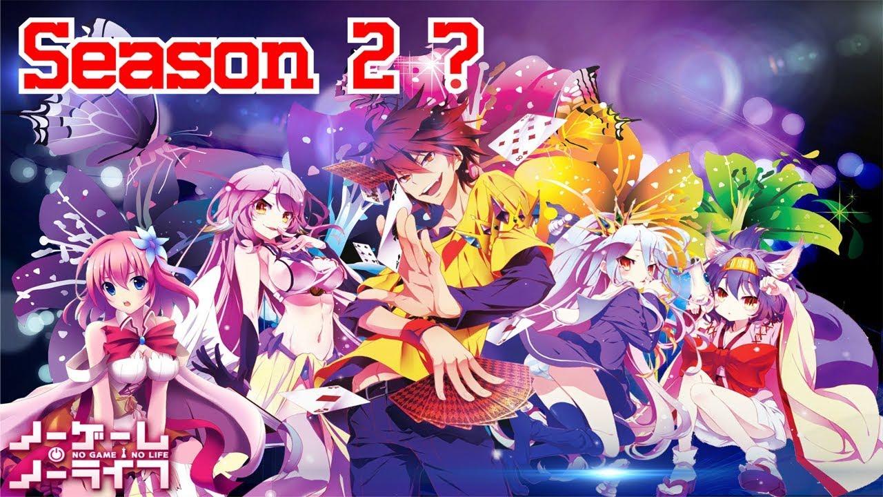 no game no life season 2 release date