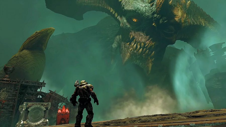 Doom Eternal The Ancient Gods DLC Release Date