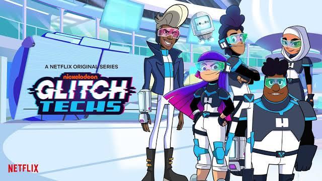 Glitch Techs Season 3
