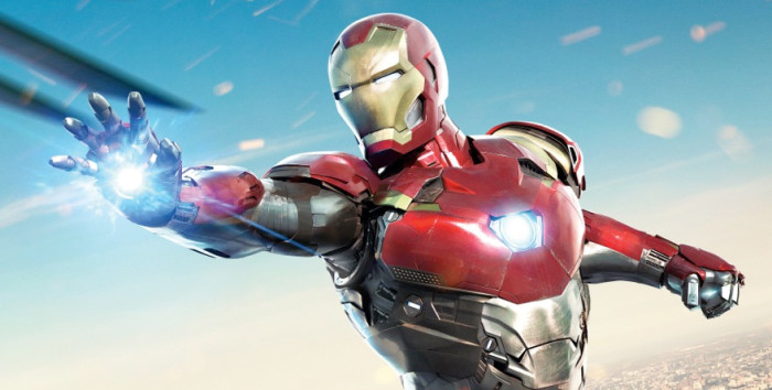 Marvel Debuts Tony Stark aka Iron Man's Most Remarkable Armor Ever