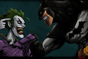jaker vs batman