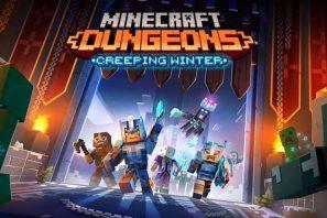Minecraft Dungeon DLC release date