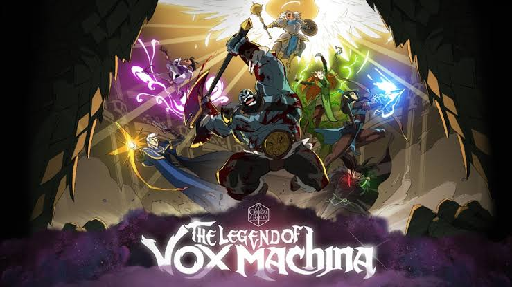 The Legend Of Vox Machina cast
