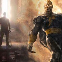 DC's Black Adam: First Look Teaser Shared By Dwayne Johnson