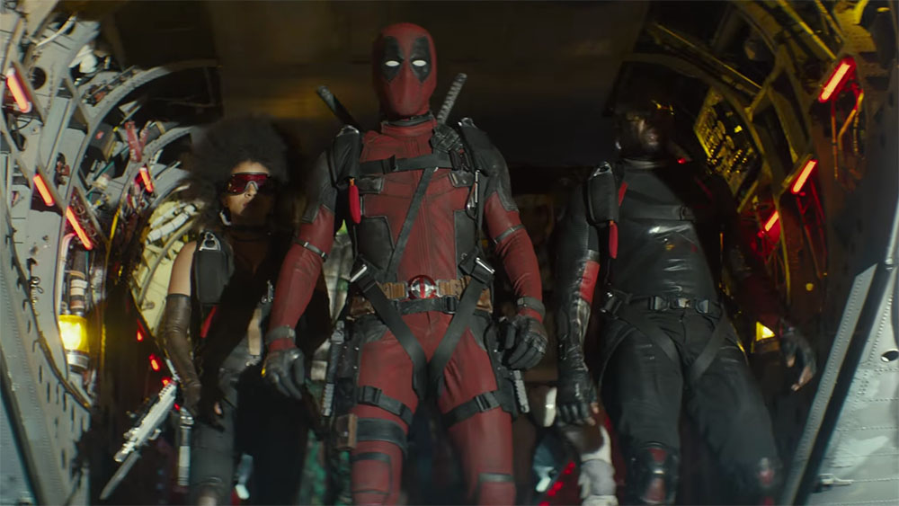 Deadpool Found The Most Repulsive Strategy To Slink Into X-Men Island