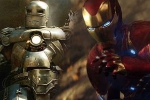 Marvel Debuts Tony Stark aka Iron Man's Most Remarkable Armor Ever