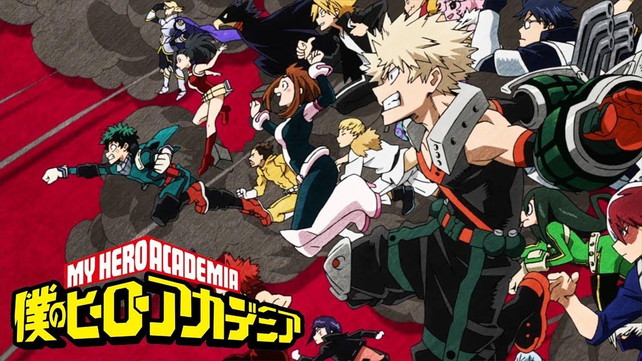 Boku No Hero Academia Season 5 Release Date