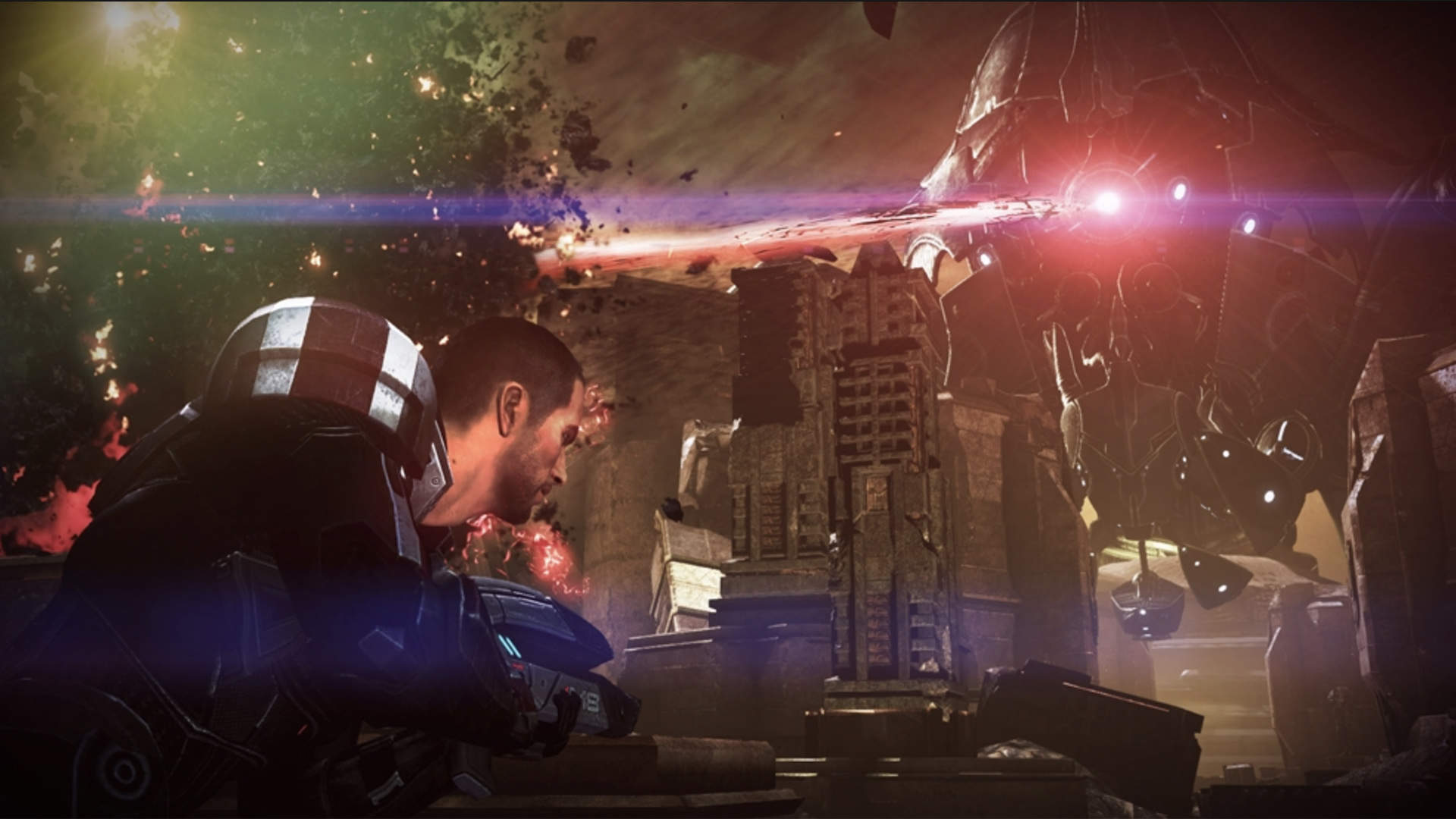 Mass Effect Legendary Edition Officially Announced on N7 Day 2020