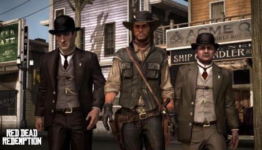 Red Dead Redemption Remasterd fake
