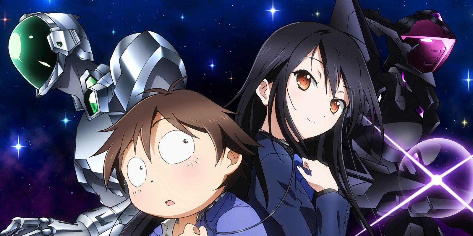 Accel world anime