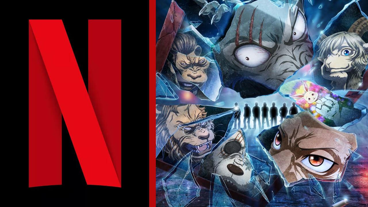 Beastars Premiere Netflix