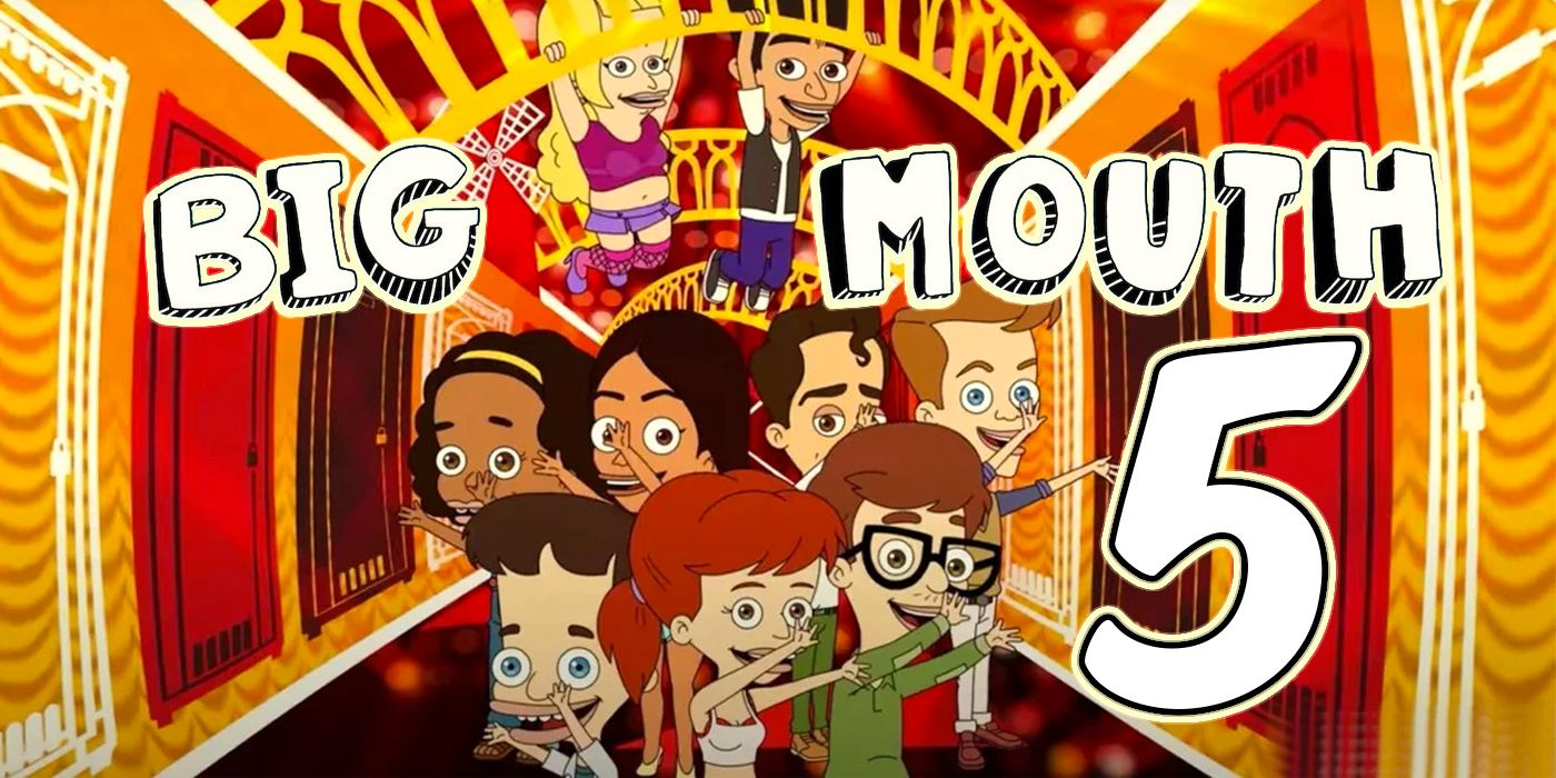 Big Mouth season 5 release date