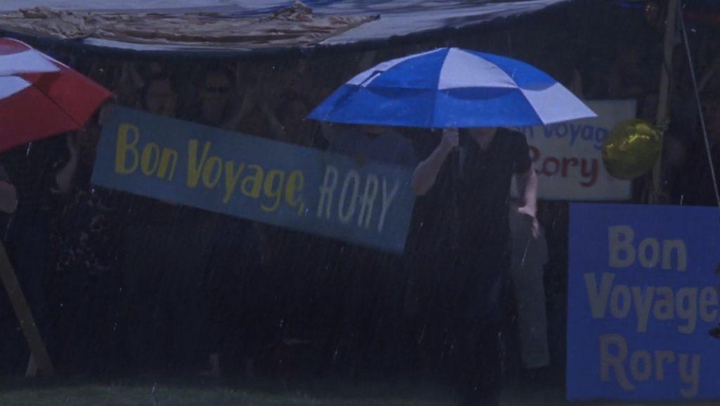 Gilmore Girls Bon Voyage
