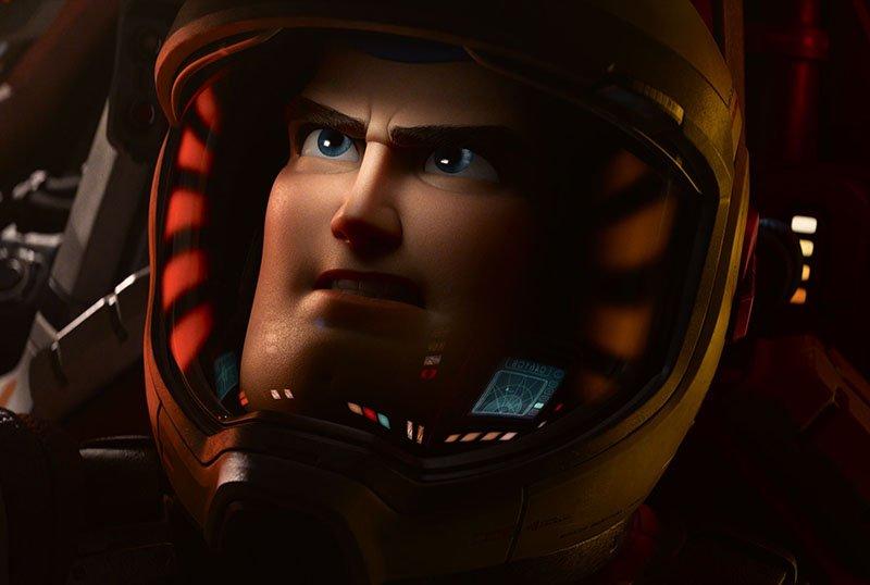 Buzz Lightyear movie