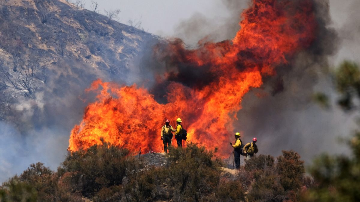 Cal Fire Season 1 likely to pick up from Apple Fire in California