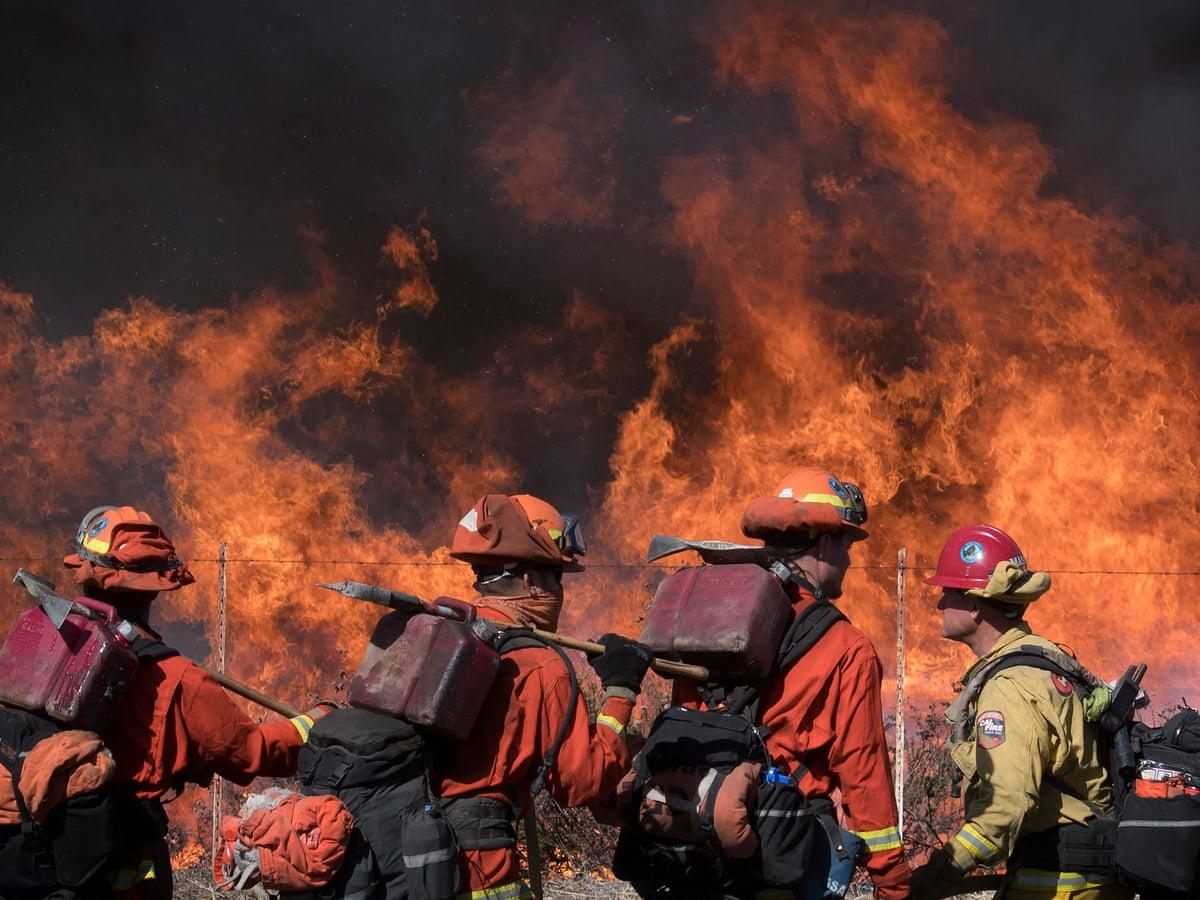 Cal Fire Season 1
