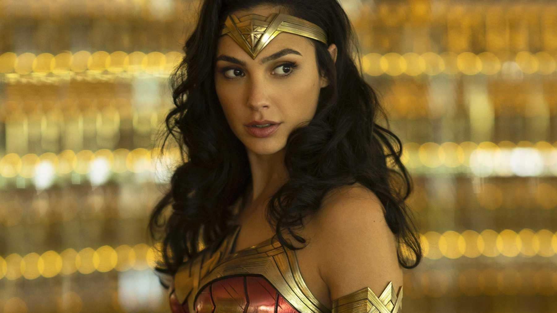 DC's Wonder Woman- Gal Gadot